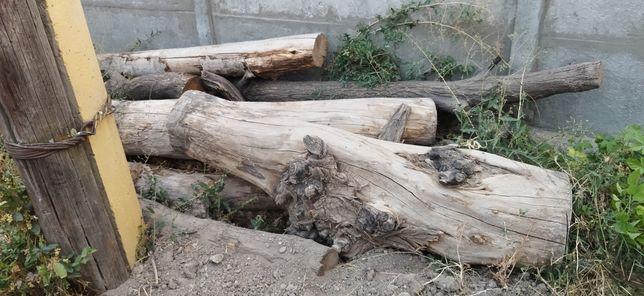 Продам бревна,дрова в Пригородном