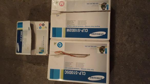 Тонер касети Samsung clp510;d5c;d2m;clp_p300c;Lexmark T640/42/44