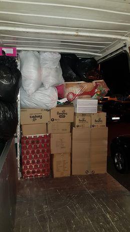 Хамалски услуги / почистване на мазета / изхвърляне на отпадъци превоз