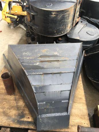 Cupe de excavat diferite dimensiuni JCB