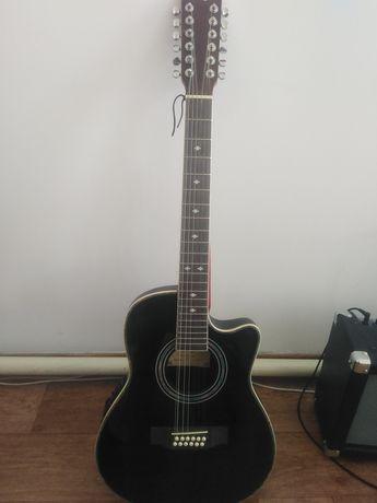 Электроакустическая гитара Adagio (12ти струнная)