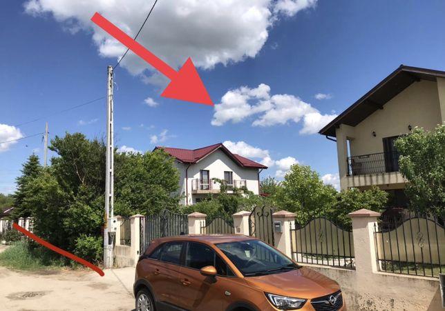 Teren intravilan 500mp Vidra Ilfov,ideal casa/vila,toate utilitatile