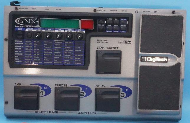 Гитарный процессор DigiTech GNX 1