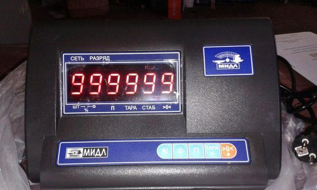 Комплект электроники для авто весов