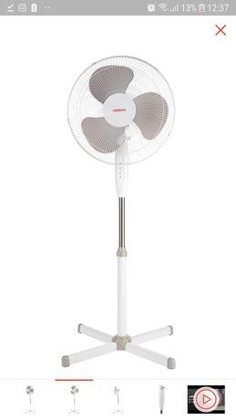 Вентилятор Ardesto FN-1608CW белый