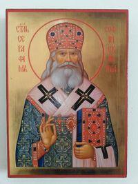 Икони на Свети Серафим Софийски Чудотворец, различни изображения iconi