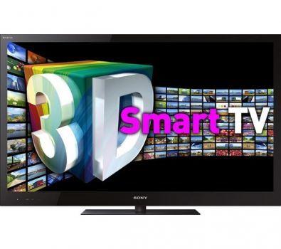 SONY KDL-46HX823 - 46 инча смарт 3D телевизор от най-висок клас