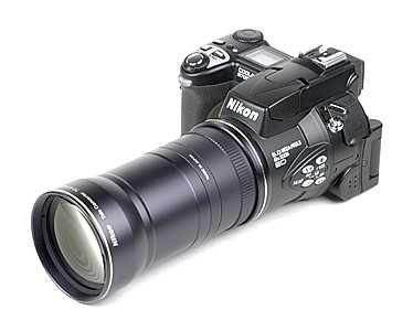 Lentila adaptor Nikon Teleconverter TC-E15ED + UR-E8!