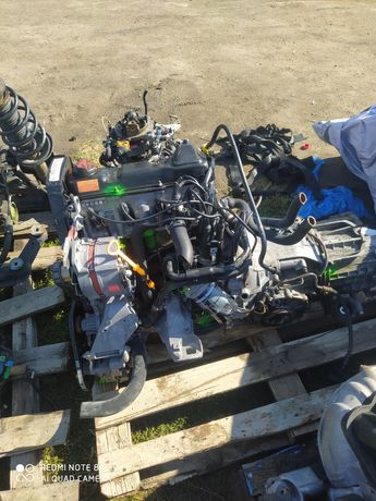 Контрактный двигатель на Audi 80 B4, Audi 100 C4 2.0 литра ABT