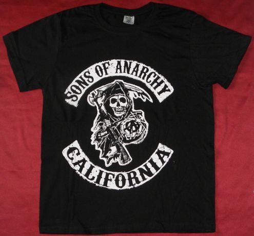 Tricou ri Sons of Anarchy + zeci de alte modele