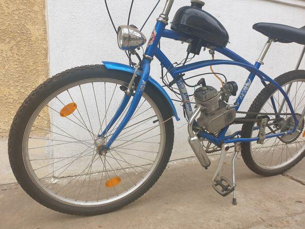 Bicicleta Pegas cu motor