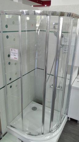 """Чисто нова овална душ кабина """"ROCA VICTORIA"""" - 90х90х190 см - на части"""