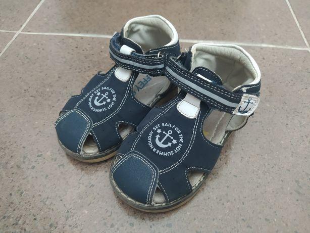 Детские ортопедические сандалии, 22 размера