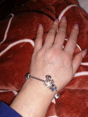 Brățară din argint Pandora s925ALE