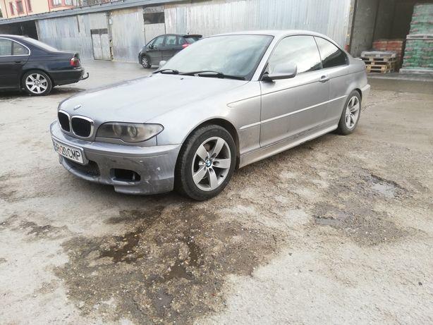 Aripa stângă/dreapta BMW e46 coupe facelift