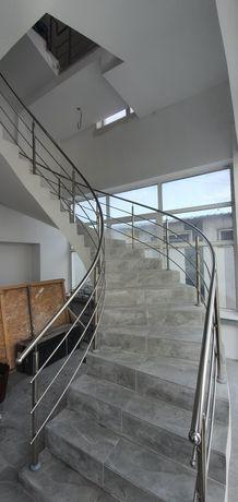 Balustrada din inox b0