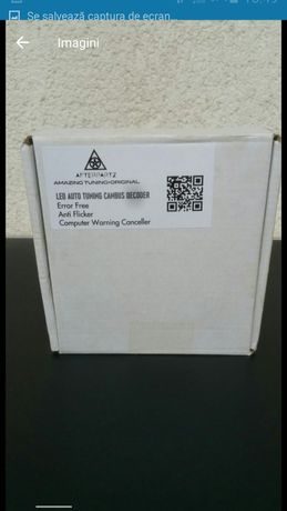 Cambus - H8 - H9 - H11 - Afterpartz - led - auto - decoder - faruri -