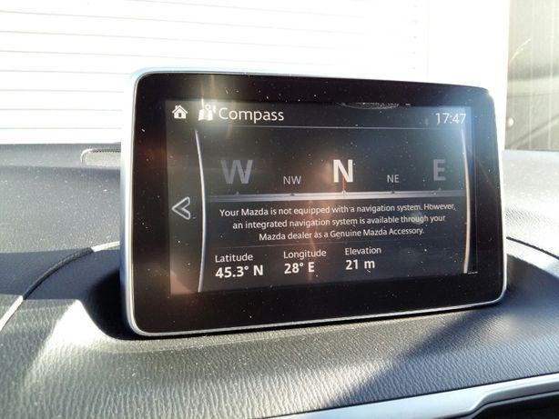 Card harti Navigatie Mazda Connect 2 3 6 CX 3 4 5 MX 5 Romania 2021