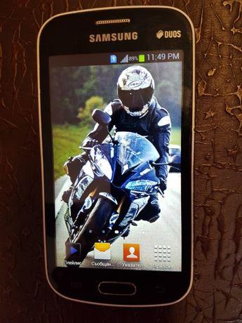 Samsung Galaxy Trend Dual (GT-S7392) 4GB, черен цвят