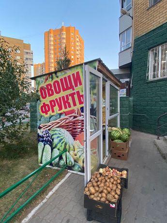 Продам овощной киоск