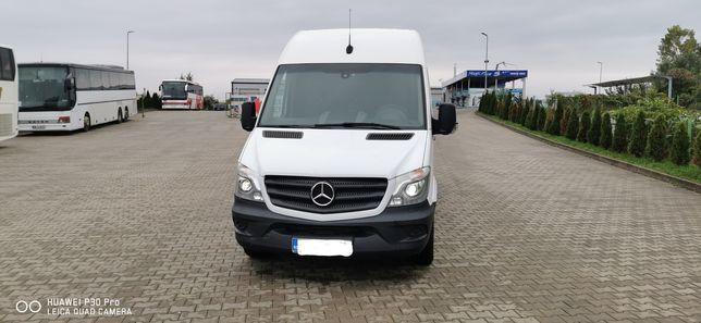 Mercedes sprinter 319 cdi bluetec