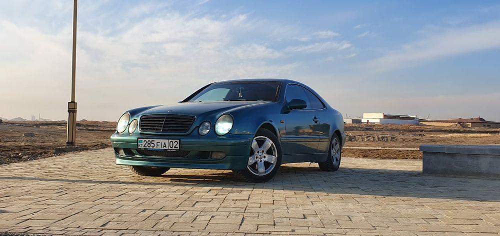 Обвес на Mercedes-Benz CLK W208 Brabus Караганда - изображение 1