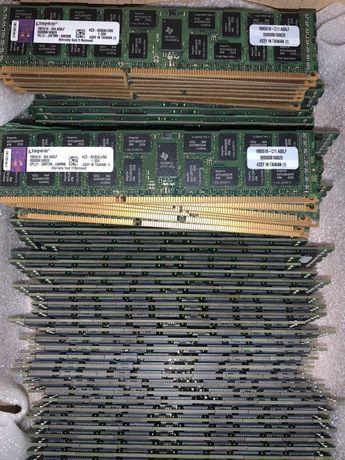 RAM 8GB 16GB 32GB DDR3 ECC Registered - сървърна памет