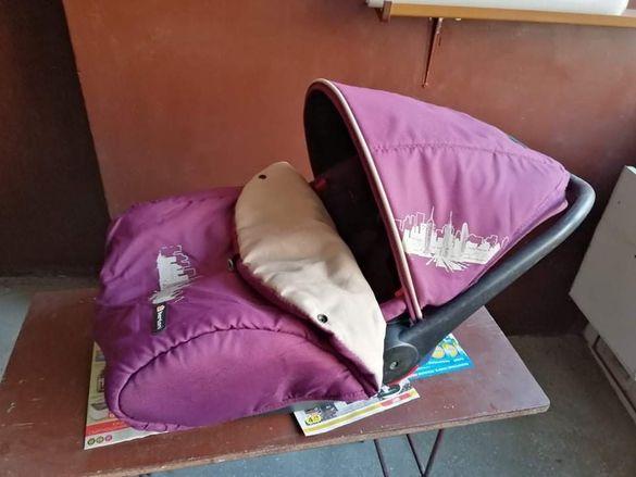 Бебешка кошница за кола Bertoni