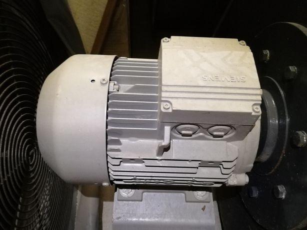 Ventilator industrial trifazic Siemens 4 kW