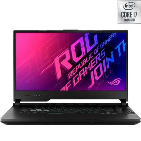 Игровой ноутбук Asus ROG STRIX G15 и мышь HyperX Pulsefire RAID