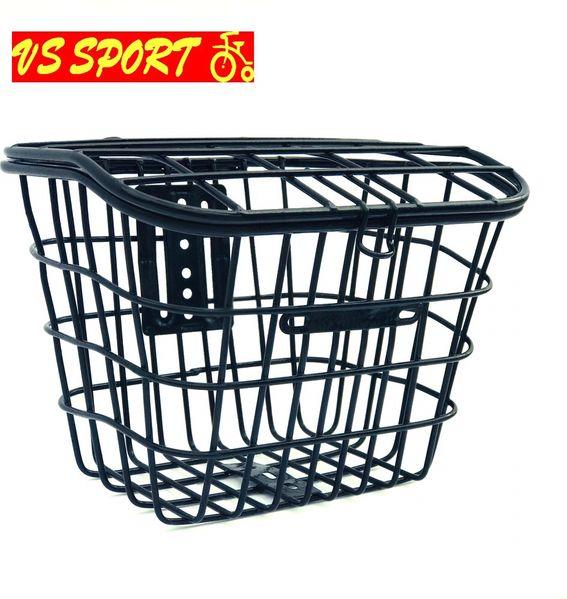 Кошница метална с капак за електрическа триколка / Кошница за скутер гр. Бургас - image 1