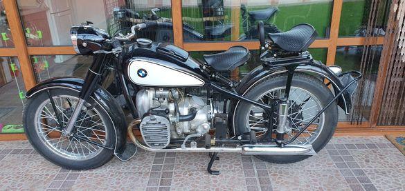 Ретро мотор BMV  M72