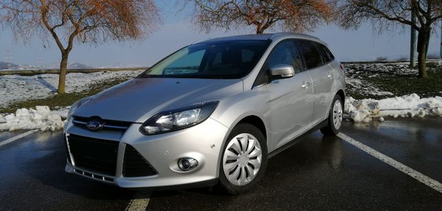 Ford Focus,1.6 tdci,Champions Edition,116 CP,AN 2012