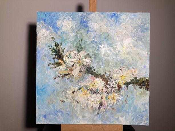 Pictura in ulei pe canvas