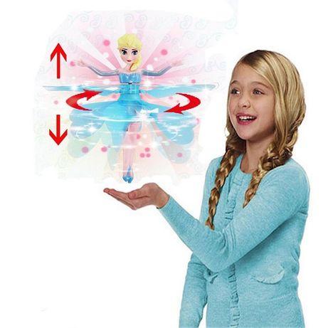 Летяща Елза от Замръзналото кралство