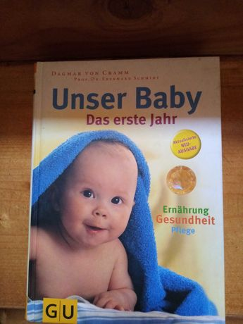 Книга Unser Baby Das erste jahr