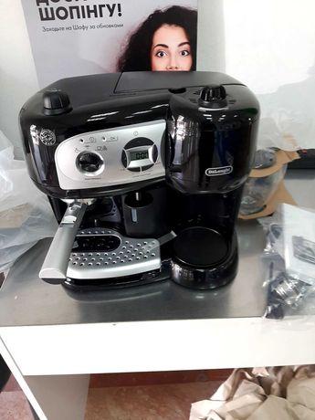 Кофемашина Delongi новая