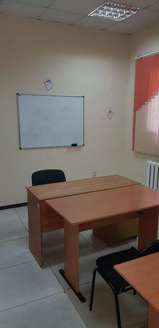 Сдам кабинеты , можно под курсы или логопедию . И  зал с зеркалами.