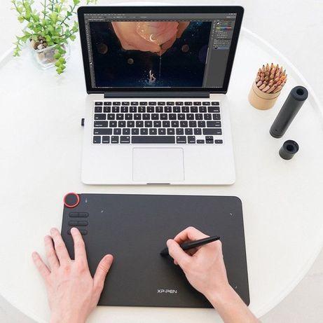 Графический планшет XP Pen Deco 03 Wifi новый