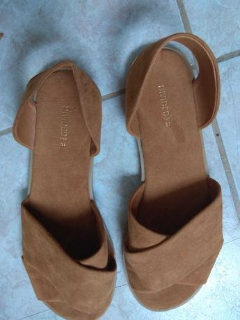 Sandale dama caramizii