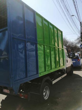 Containere Abroll pentru deseuri reciclabile
