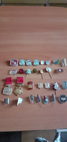 продам значки и монеты СССР