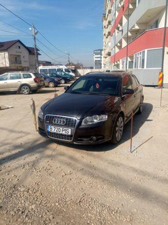 Audi A4 2.0tfsi avant, fast family car