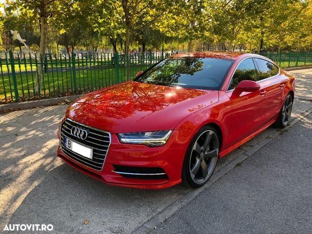 Audi A7 AUDI A7/S Line/Quattro/Carte Service/Keyless go/Jante 21/Matrix