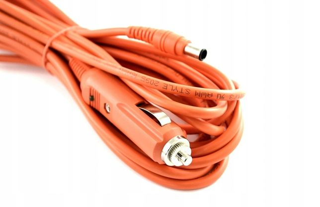 JBL Cablu de incarcare JBL 12V (5M) pentru PARTYBOX 200, 300 ȘI 310