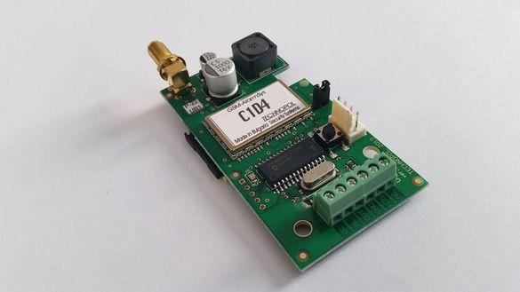 Качественият GSM дайлер за аларма