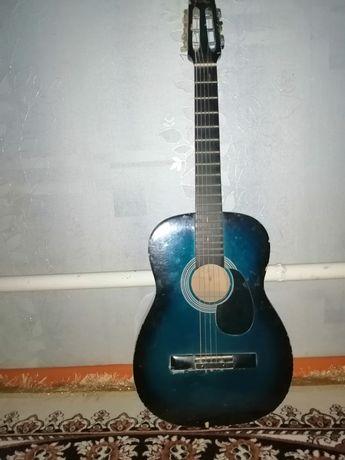 Гитара сатылады сост жақсы, бағасы арзан әрі келісімді