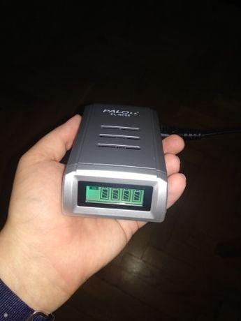 Умное зарядное для АА и ААА аккумуляторов