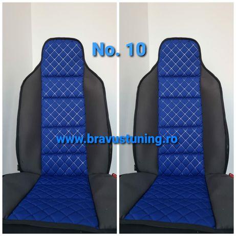 Huse scaun auto tip spatar STOFA TAPITERIE 2 buc/set