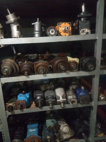 хидравлични помпи-хидро мотори